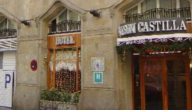 מלון Mesón Castilla